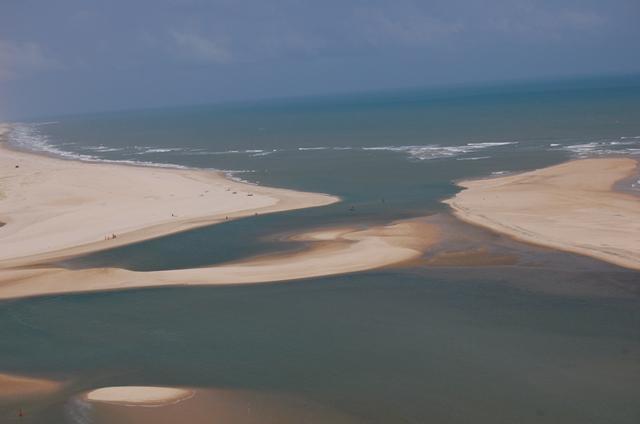 Boca do Rio Chóró-Duas Barras